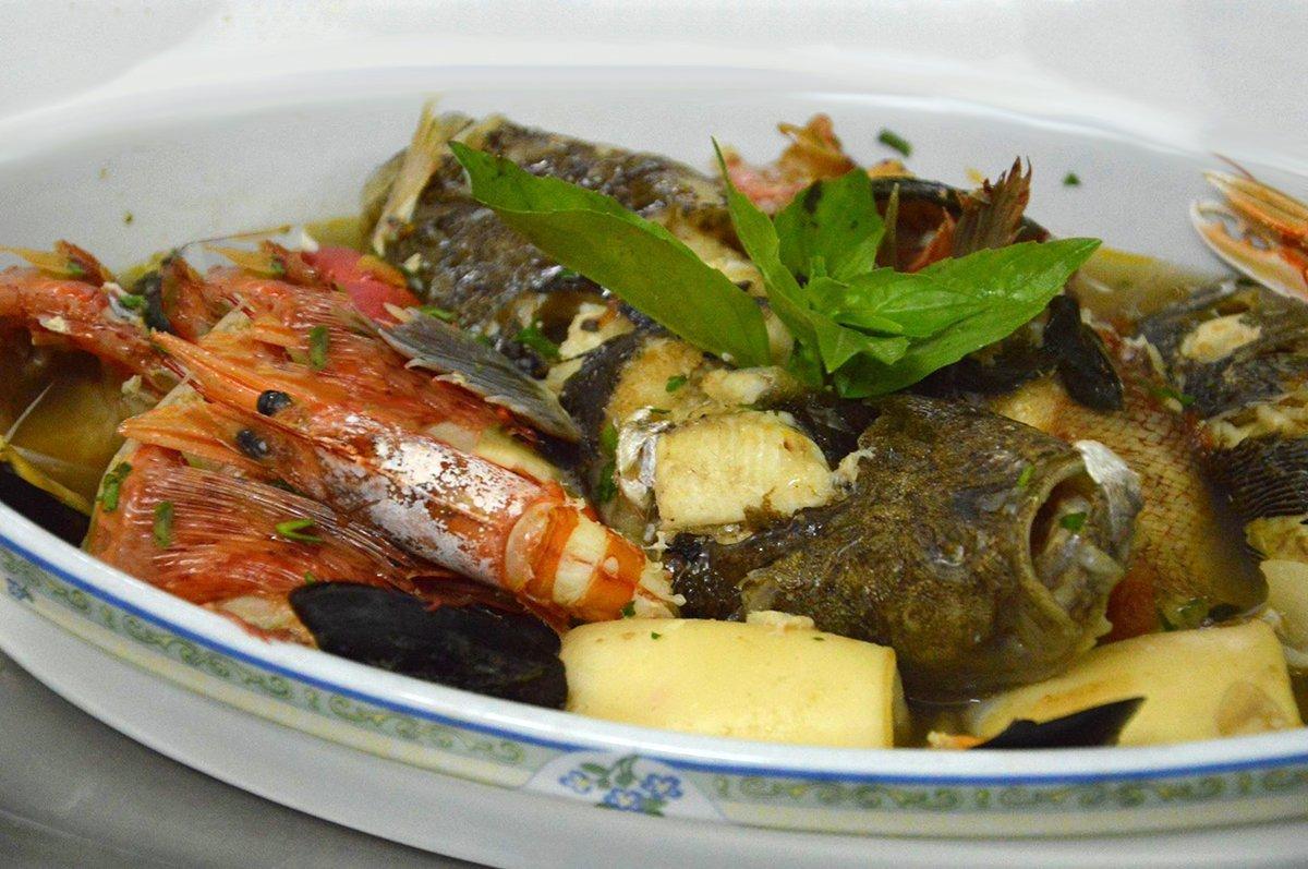 Zuppa di pesce di Castelsardo